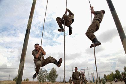 Германия направит в Ирак военных для обучения курдов