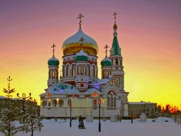 На время полумарафона в Омске перекроют весь центр