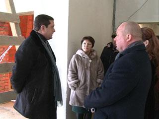 В Смоленской области завершается строительство дома-интерната для престарелых
