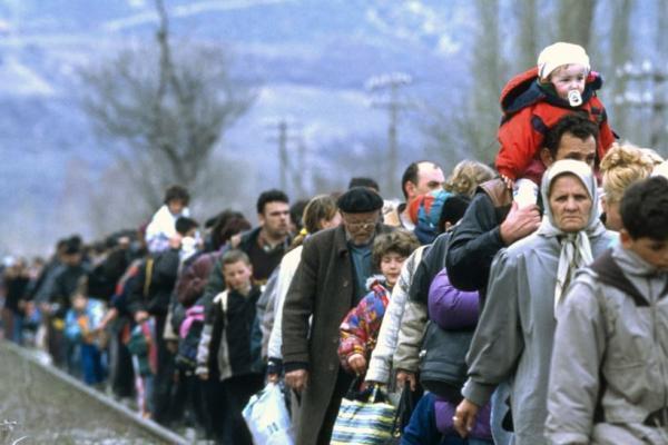 Украинских беженцев на Смоленщине станет меньше