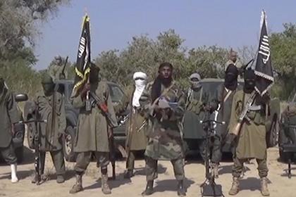 Смертница «Боко Харам» отказалась взрываться