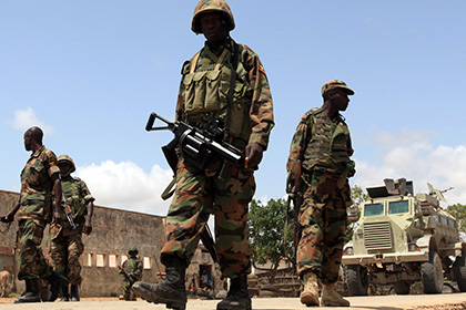 Исламисты в Сомали напали на базу миротворцев Африканского союза