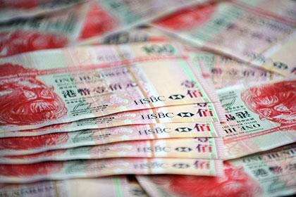 В результате ДТП рассыпались 35 миллионов гонконгских долларов