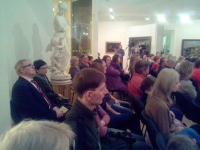Вице-губернатор-атеист поучаствовал в Рождественском празднике