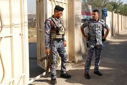 Смертник устроил теракт на похоронах в Ираке