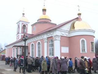 Зазвучали колокола ещё одного храма в Смоленске
