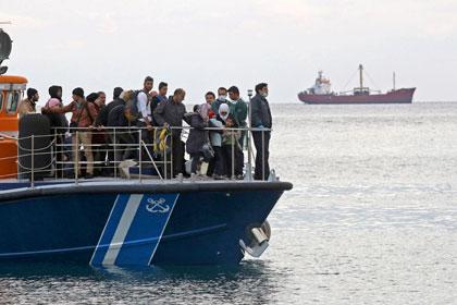 Три тысячи мигрантов погибли за год в Средиземном море