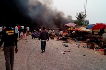 В Нигерии в результате двух взрывов погибло более 30 человек