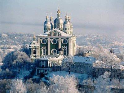 В Смоленске выделили десять участков под строительство новых церквей