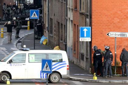 В Бельгии задержали троих мужчин по подозрению в захвате заложника