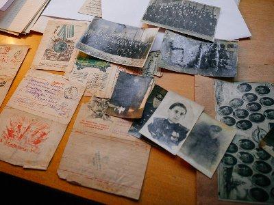В смоленский музей передали письма летчика-земляка, погибшего в бою с фашистами