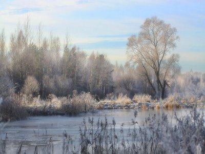 Найденный в озере под Смоленском труп вырезали вместе с куском льда
