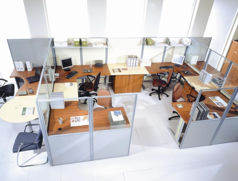 «Монолит» – офисные перегородки, двери по доступной цене