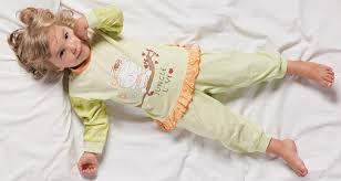 Как не ошибиться с выбором детской пижамы