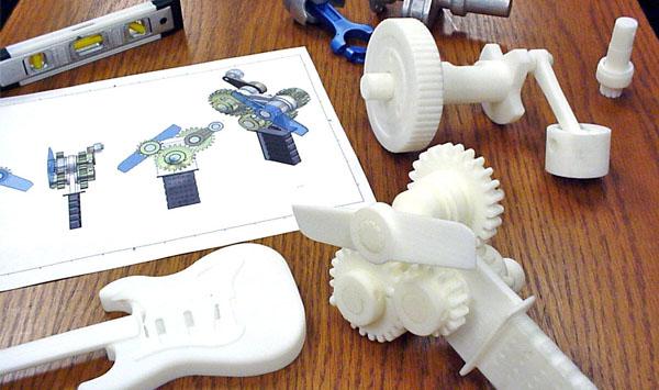 3d печать – высокотехнологичное изготовление деталей