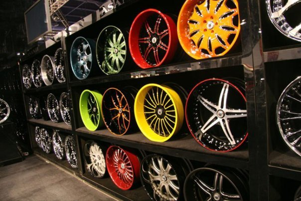 Качественные и неповторимые литые диски, для любого автомобиля, станут украшением