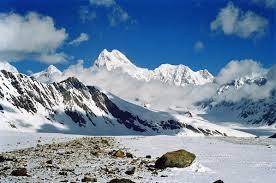 Горы Памир