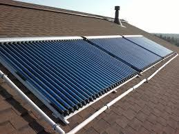 Солнечная энергия – альтернативный источник отопления