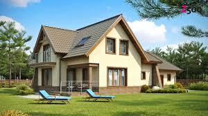 Загородный дом из бревна – экологическая чистота и комфорт