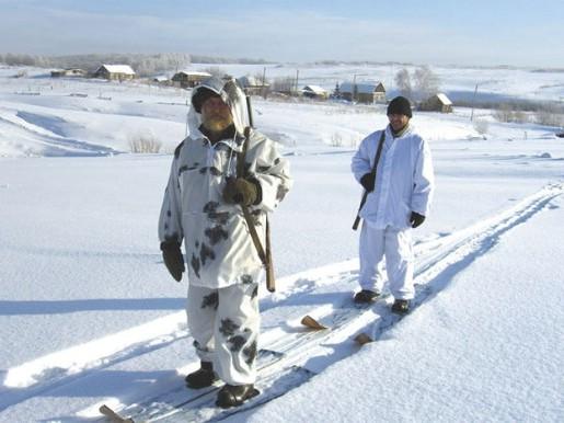 Снаряжение и экипировка для охоты зимой