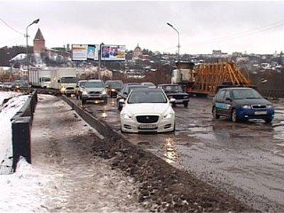 Крестовоздвиженский мост отремонтирует фирма, имеющая опыт работы на морозе