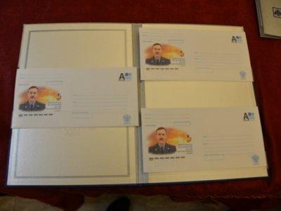 В честь смоленского милиционера-героя выпустили конверт