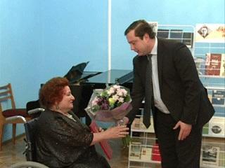 В Смоленске вручили литературную премию имени Михаила Исаковского