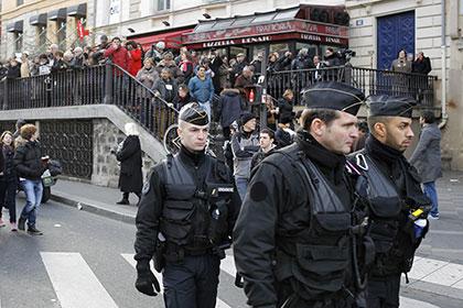 Пятеро россиян задержаны во Франции по подозрению в подготовке терактов