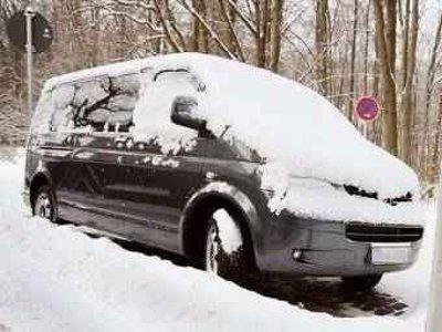 Четверо иногородних в Смоленской области украли у москвича микроавтобус