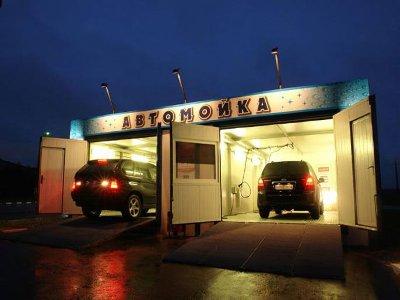 Угнанная в Подмосковье иномарка нашлась на смоленской автомойке