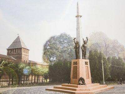 Власти добавят на памятник к юбилею Победы пять миллионов рублей