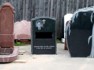 Уволившийся со скандалом работник стащил надгробия на своем бывшем предприятии