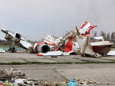 Записи «черного ящика» опровергли слухи о разрешении польскому Ту-154М снижаться