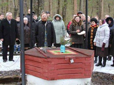 Рославльский колодец Николая Чудотворца стал памятником природы