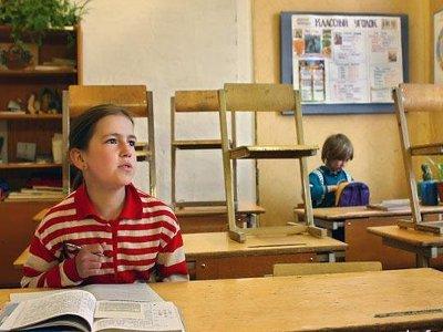 Сельскую школу с десятком учеников общими усилиями попытаются сохранить