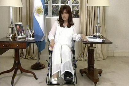 Президент Аргентины решила распустить разведслужбу