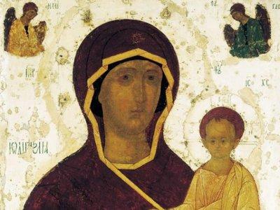 Обновленную «Одигитрию» перед отправкой в Смоленск выставят в столичном храме
