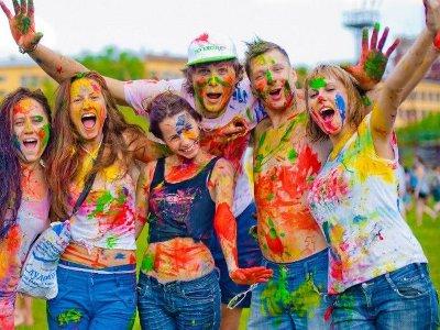 Смоляне впервые повеселятся на индийском празднике красок Холи