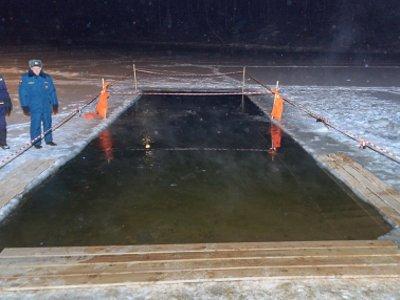 Четыре десятка иорданей подготовили для крещенских купаний на Смоленщине