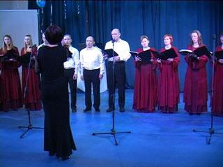Впервые в Смоленске прошел большой светский концерт, посвященный Рождеству