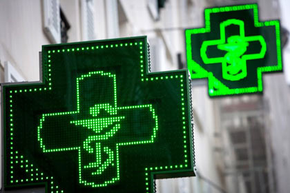 Французские аптекари констатировали рекордный спрос на транквилизаторы
