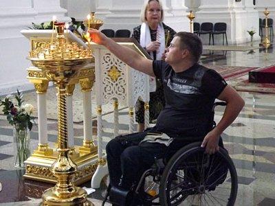 В Смоленске разработали туристический маршрут для инвалидов