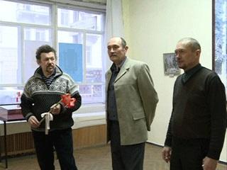 В Смоленске открылась выставка пейзажиста Алексея Максименко