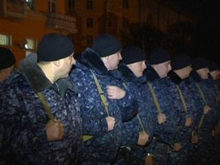 Смоленские полицейские вернулись из служебной командировки