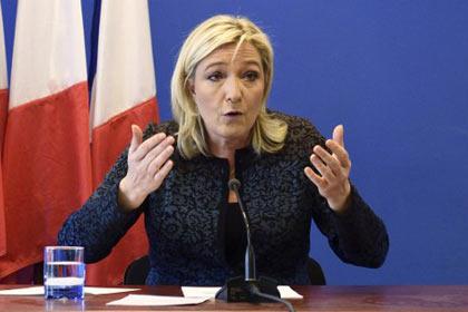Марин Ле Пен раскритиковала политику Франции в отношении джихадистов