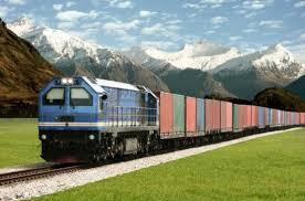 Доставка грузов железной дорогой