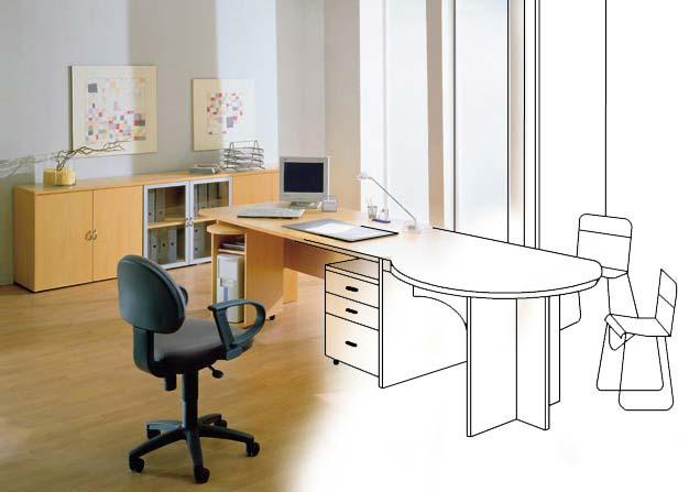 Современная и изящная мебель для любого офиса — «Альмада»