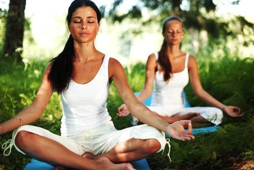 Восточное, духовное направление в методиках похудения