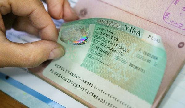 Документы на шенгенскую визу в Германию