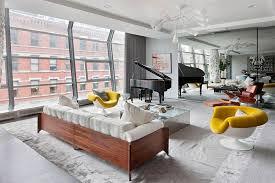 Особенности наполнения престижного жилья, или необычная квартира